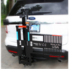 Electric Tilt 'n' Tote Wheelchair Lift for Manual Wheelchairs