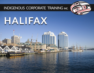 Halifax Indigenous Corporate Training
