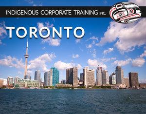 Toronto Indigenous Corporate Training