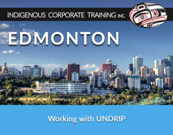 Working with UNDRIP