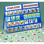 4-Step Sequencing & Pocket Chart