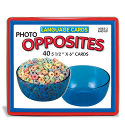 Language Card Tins