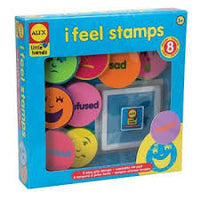 I Feel Stamps