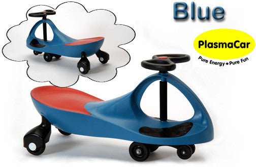 Plasma Car - Blue