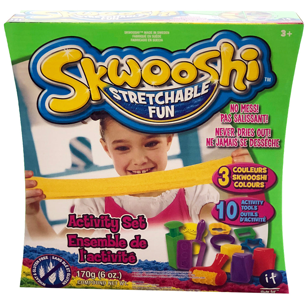 Skwooshi Stretchable Fun Activity Set