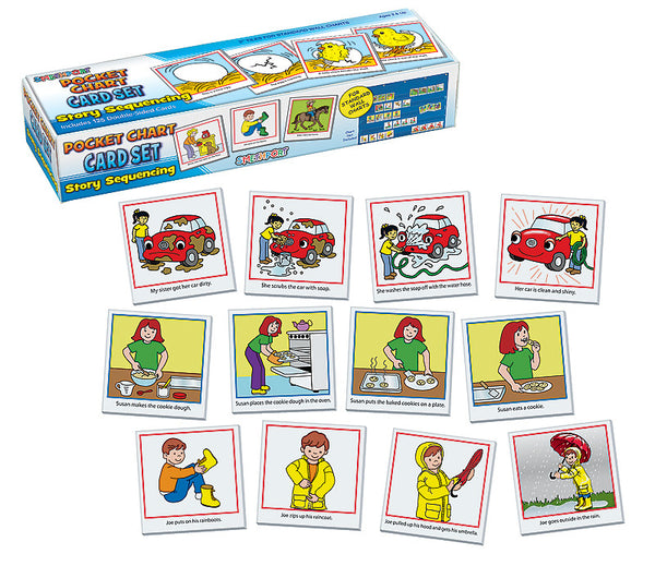 Pocket Chart Card Sets