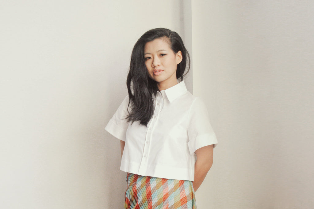 Women in UNIFORME: Jessica Tom