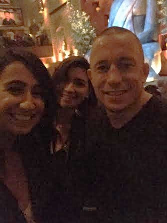 Met GSP at TAO Restaurant