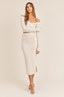 Kendell Two Piece Set