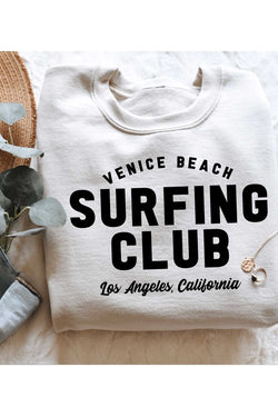 PREORDER Surfing Club Sweatshirt