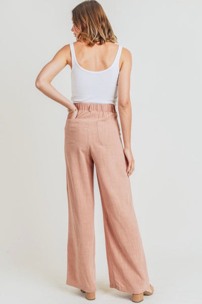PREORDER To The Top Wide Leg Pants