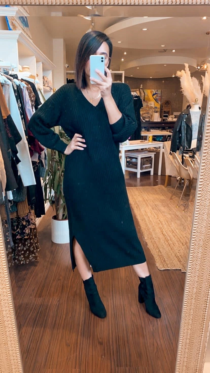 Chloe Sweater Dress
