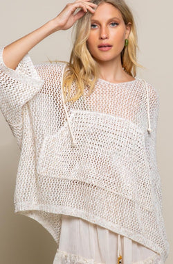 Wind Down Lightweight Knit Sweater