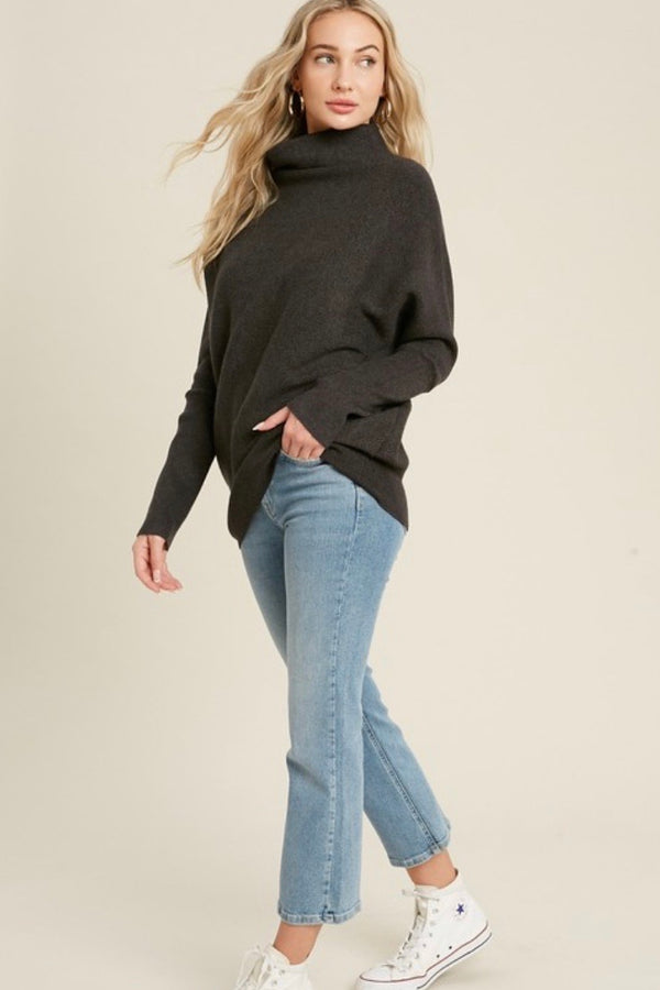 Abi Turtleneck Sweater