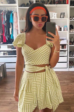 Kerri Two Piece Set