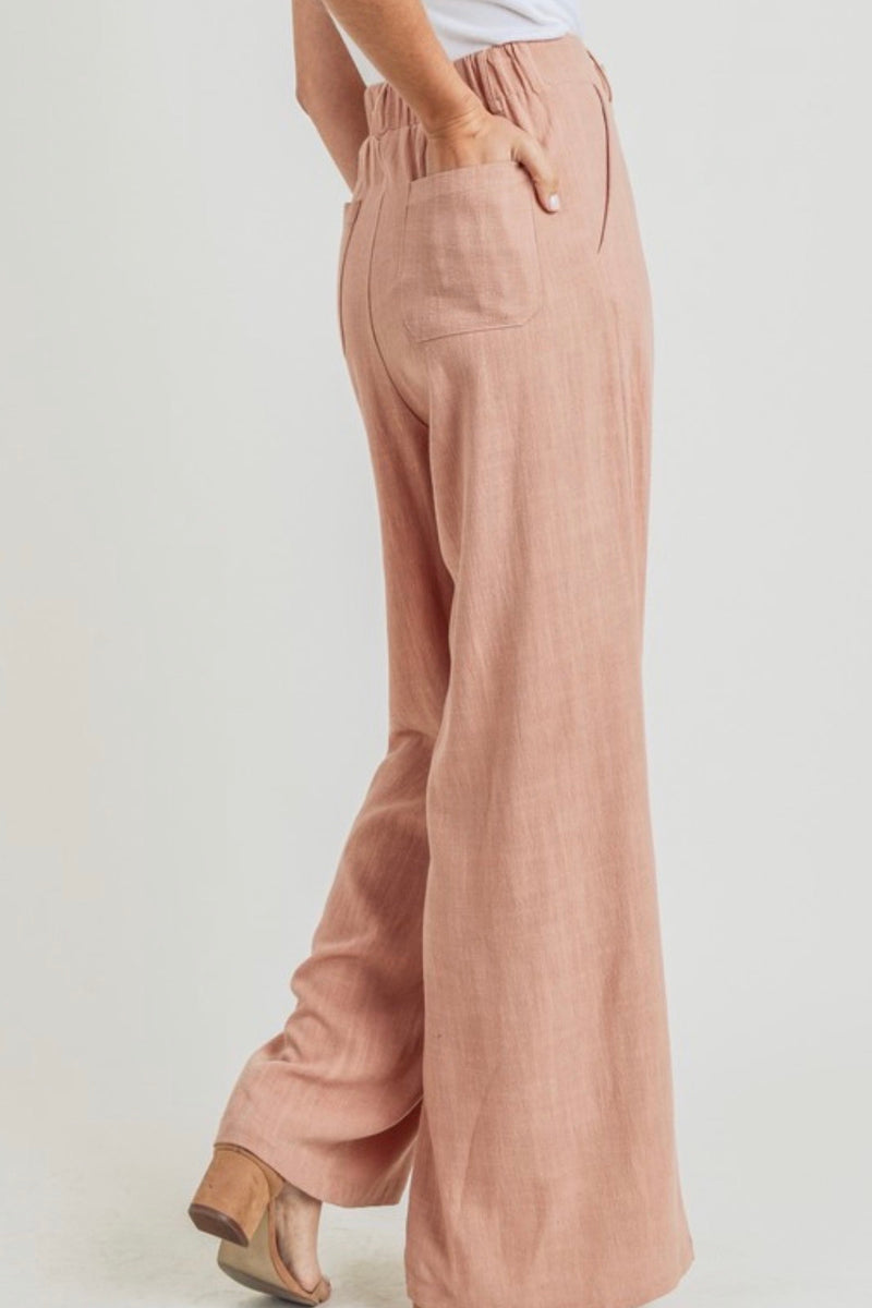 To The Top Wide Leg Pants