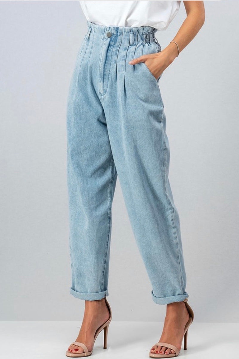 Renee High Waisted Jeans