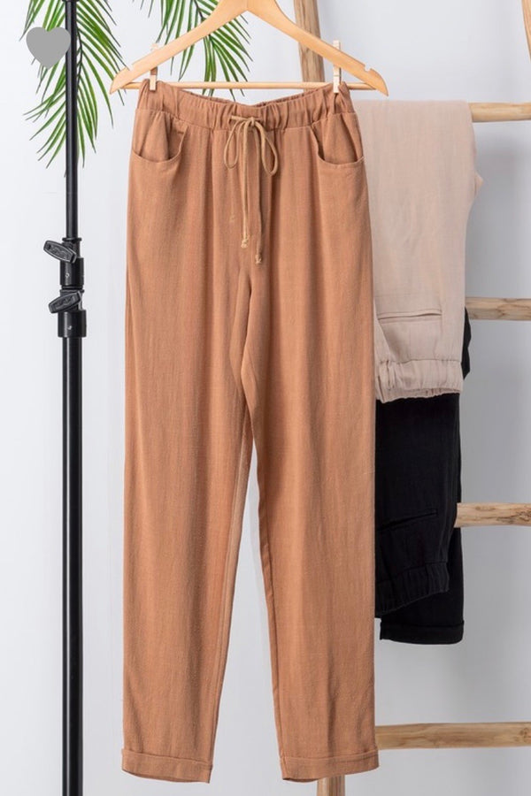 Sienna Drawstring Pants