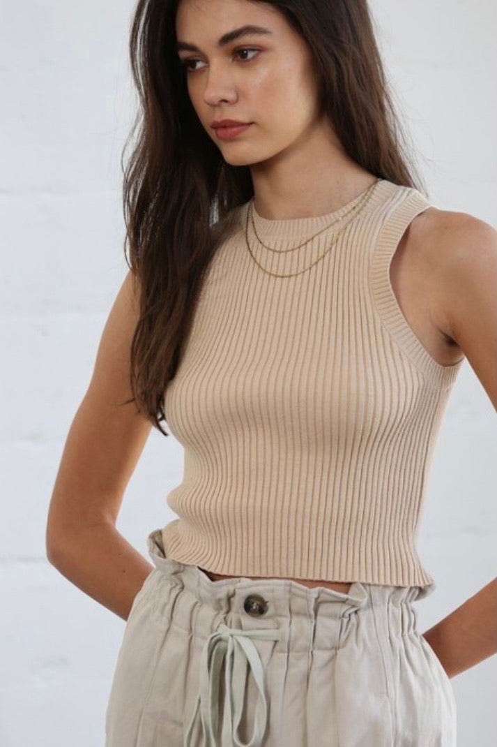 Sawyer Crop Top