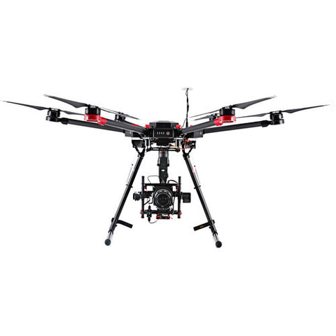 DJI Matrice 600 With Hasselblad A5D 50c Aerial Camera And Ronin MX Gimbal Bundle