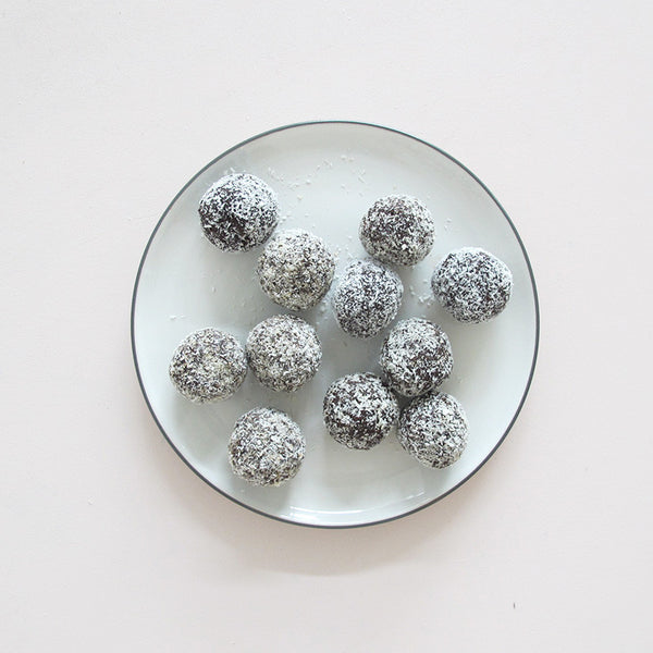 Raw Vegan Chocolate Truffles with Orange, Prunes and Nuts (Gluten and Refined Sugar Free)