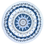 Atlantis Lulu Round Beach Blanket Towel