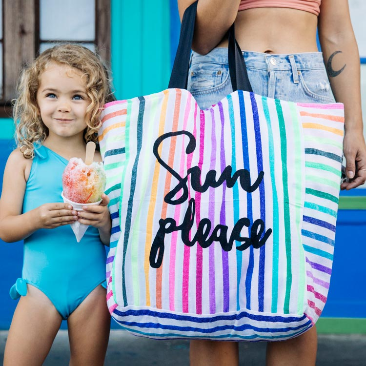 El Juan Beach Bag