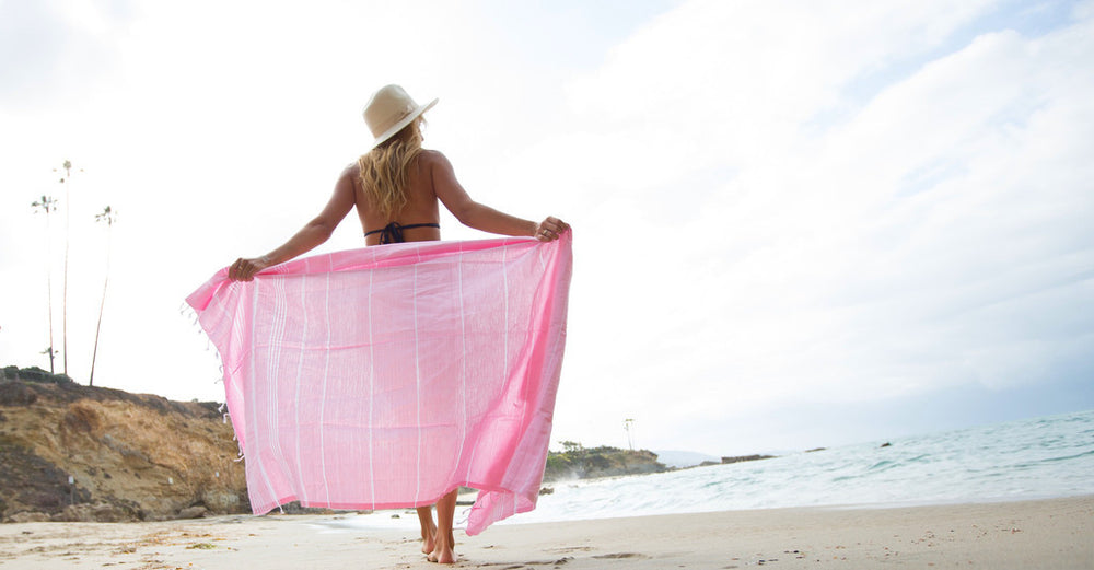 Kipa Beach Beach Towel