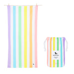 Unicorn Waves Beach Towel