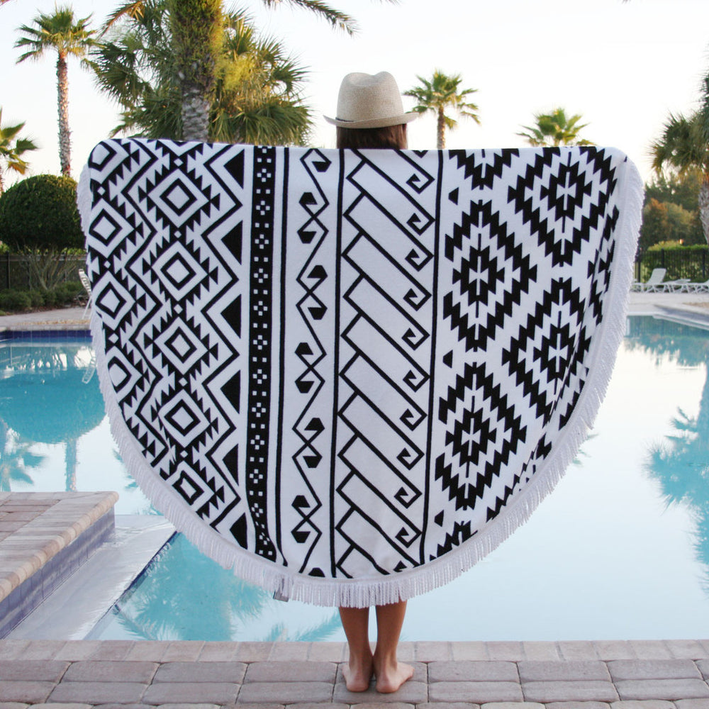 Tribal Lulu Beach Blanket