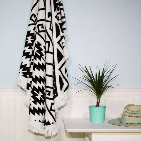 Tribal Lulu Blanket