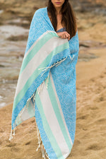 Blue Coast Turkish Towel