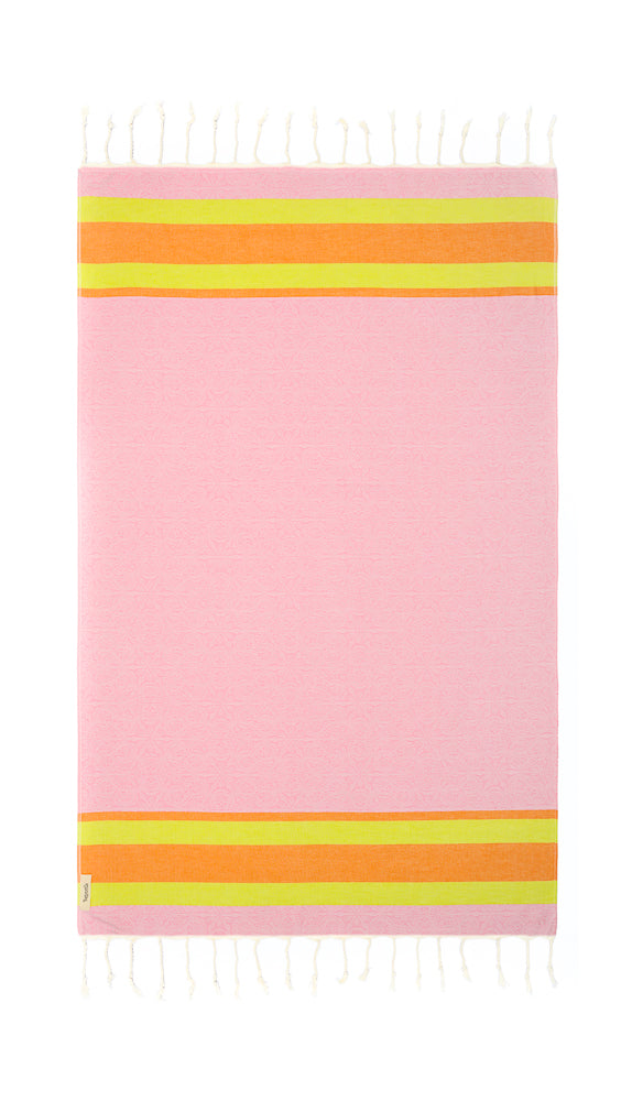 Neon Coast Turkish Towel