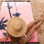 Cali Dream Abiichi Luxury Beach Blanket