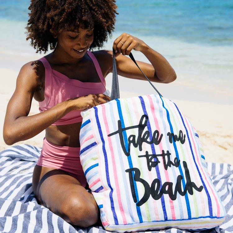 El Bernando Beach Bag