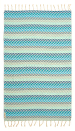 Harmonic Mint Turkish Towel