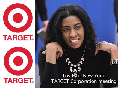TARGET Triples Store Count for Increased Demand for Books by DreamTitle Publishing, Betty K. Bynum, CEO