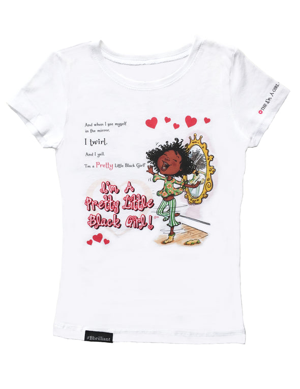 I'm A Pretty Little Black Girl New Color Tees
