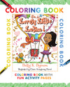 LOVELY LITTLE LATINA! COLORING BOOK w/ Activity Pages - PRE-ORDER