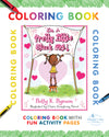 "ebook COLORING BOOK ""I'M A PRETTY LITTLE BLACK GIRL!"" DOWNLOAD"