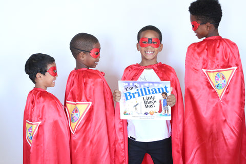 Superhero Capes and Masks  [Available to Ship]
