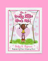 I'M A PRETTY LITTLE BLACK GIRL! Autographed Book & Artwork Post Card