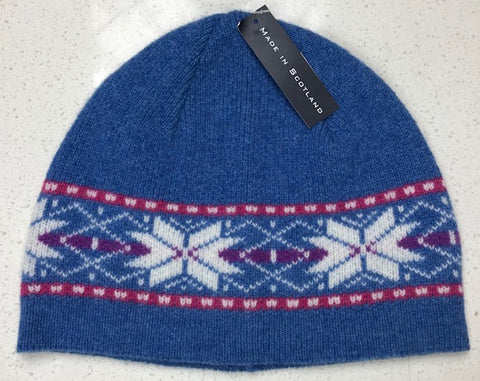 Mr WOOL Snowflake Hat