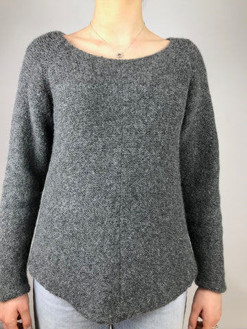 ESENCIA Sweater Cathy CHARCOAL