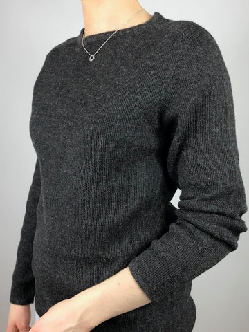 ESENCIA Sweater Bristol Charcoal