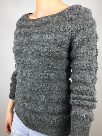 ESENCIA Sweater Tenna GREY