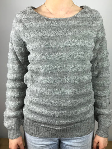 ESENCIA Sweater Tenna SOFT DOVE GREY