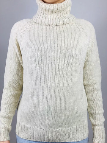 ESENCIA Sweater Abby Ivory