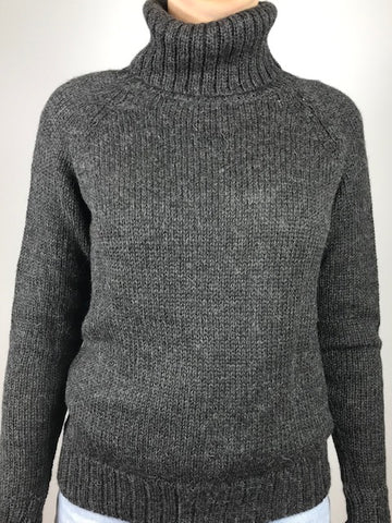 ESENCIA Sweater Abby Charcoal