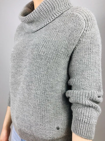 ESENCIA Sweater Meggie DOVE GREY